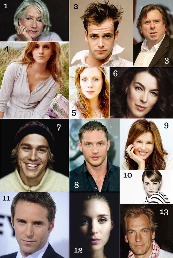 Persuasion Movie Cast