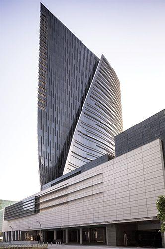 Rosewood Hotel Abu Dhabi by Handel Architects
