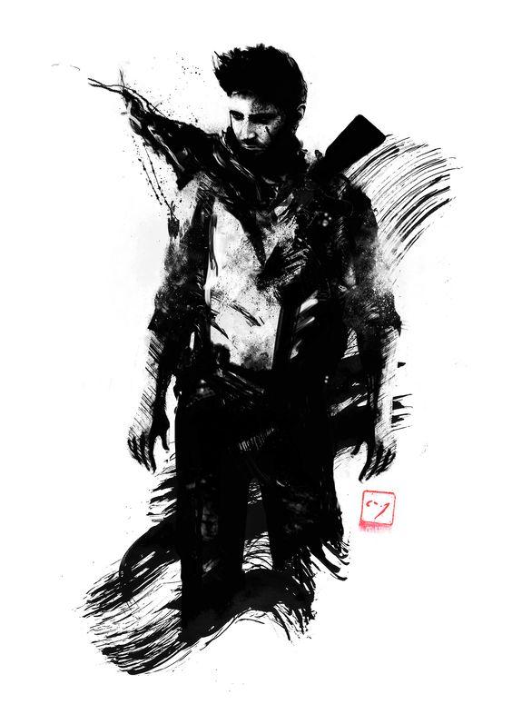 Nathan Drake #Uncharted | AJ Hateley