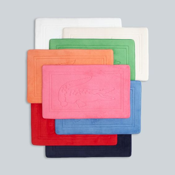 Lacoste Memory Foam Rug Bloomingdale Kassatex Bath Accessories