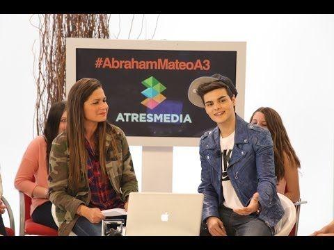 """Abraham Mateo: """"Mi chica ideal es la que sea bonita por dentro"""" - YouTube"""