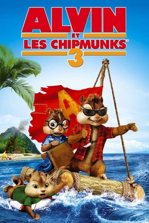 Alvin And The Chipmunks Chipwrecked P E L I C U L A Completa