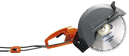 Husqvarna 966799401 K 3000 Wet Electric Power Cutter Click Picture For Even More Information This I Power Tools Home Improvement Projects Home Appliances