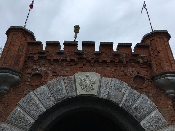 Ворота Пиллау. Фото: Vladimir Shveda