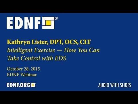 Intelligent Exercise – How You Can Take Control With EDS | The Ehlers Danlos Society