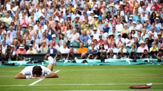 Fünfsatz-Drama ohne Happy End: Raonic stürzt Federer in Wimbledon