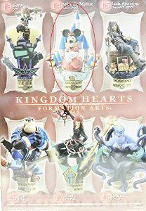 SQUARE ENIX Kingdom Heart Formation Art Vol 3 Figure 1pc - Chapter 14 Minnie Mouse