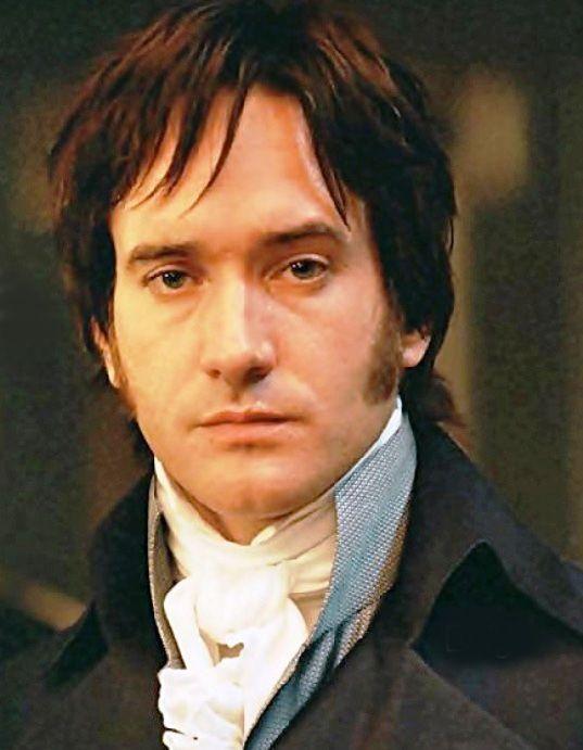 Mr. Darcy - INTJ Emily...