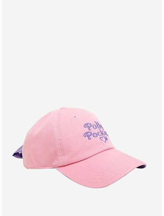 Polly Pocket Ribbon Dad Hat Polly Pocket Dad Hats Cool Hats