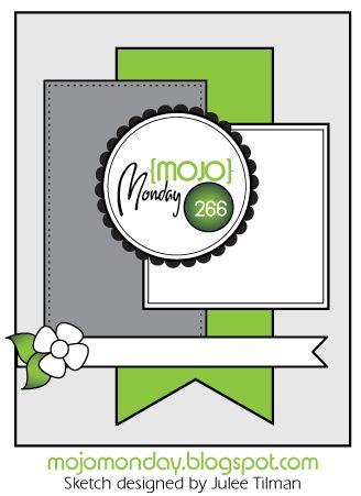 Mojo Monday - The Blog: Mojo Monday 266-Contest