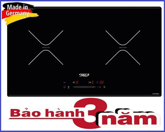 Bếp từ Chefs EH DIH366 New có thời gian bảo hành bao lâu?