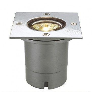 N-TIC SQUARE Bodeneinbauleuchte / LED24-LED Shop