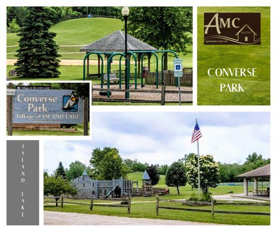 Converse Park, Island Lake, IL