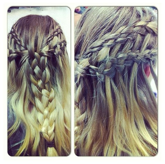emma stone hairstyle : hairstyle viking epic hairstyle lotr hobbit hairstyles viking braid ...
