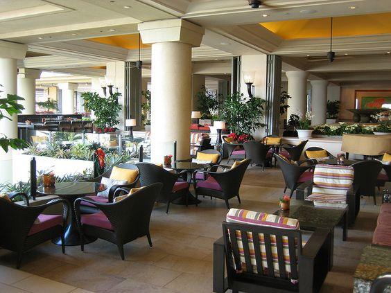 four seasons Maui hotel. No walls! Best hotel EVER!