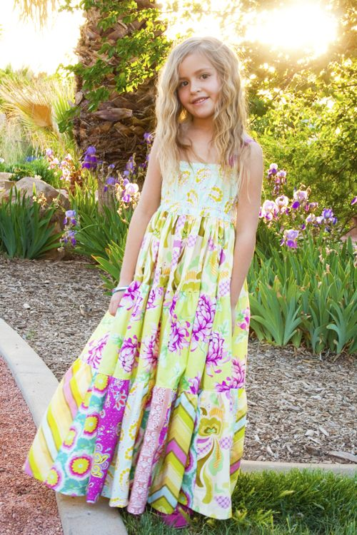 maxenout.com girls maxi dress (13) -cutemaxi - Outfits - Pinterest ...
