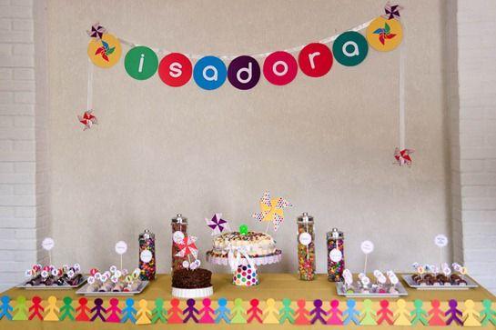 Decoração para festas infantis