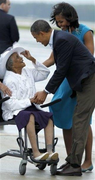President Obama and First Lady Michelle Obama (AP Photo/Haraz N. Ghanbari)
