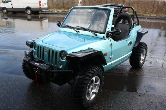 neue Farbe für den Quadix Buggy 800: Arctic Blue Metallic ... bestellbar auch bei uns www.quad-heilbronn.de
