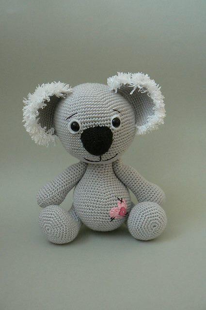 koala a crochet mes koalas Pinterest Koalas ...