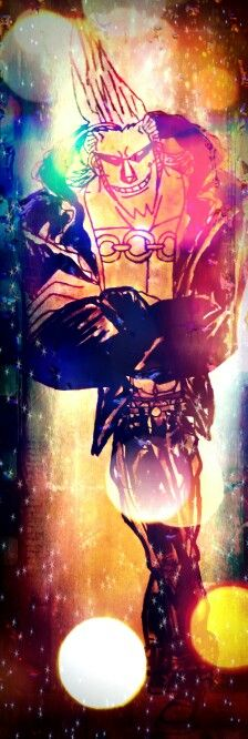 Franky See Through Art Effects