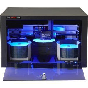 BRAVO 4102 XRP BLU DISC PUBLISHER by Primera. $5362.80. BRAVO 4102 XRP BLU DISC PUBLISHERPrimera Bravo 63532 BD/DVD/CD Duplicator - Blu-ray Writer - eSATA***This item is expected to deliver in 3-8 business days. Tracking information is usually sent within 3-5 business days from the date of the purchase. This item does not ship to Alaska or Hawaii. The item also does not ship to P.O. boxes or APOs.***