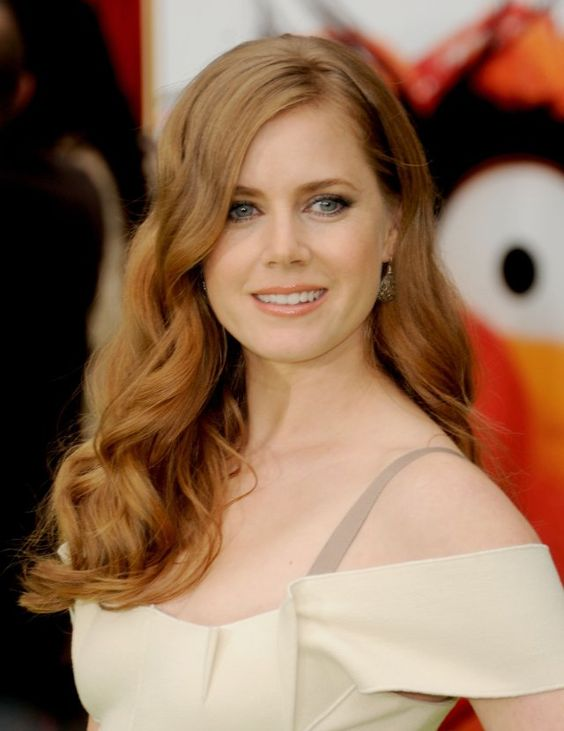 "Amy Adams.  Beautiful eyes and a lovely smile. Serious role or comedic... all glamorous or the ""girl-next-door"" look... she's irresistible!"