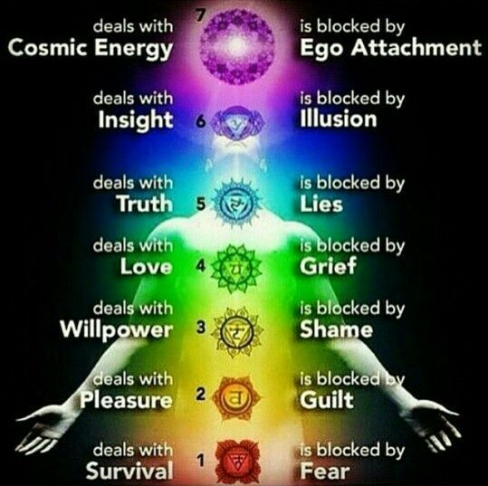 All You Need is Balanced Chakras  So go and learn Chakra