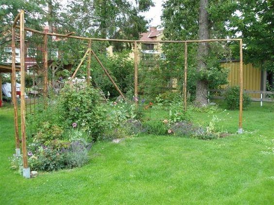 spalje trädgård | Trädgård & odling | Pinterest | Search, Pergolas ...