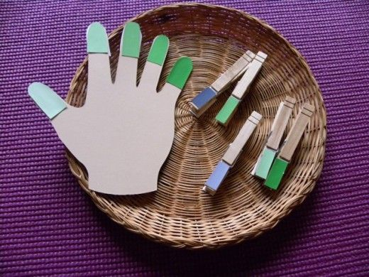 Preschool activities montessori and preschool on pinterest for Waste material activity