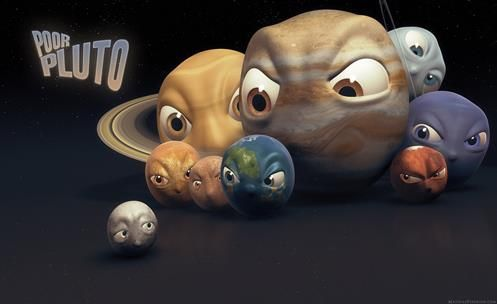 Muitas Pessoas não Entendem Por que Plutão deixou de Ser um Planeta?