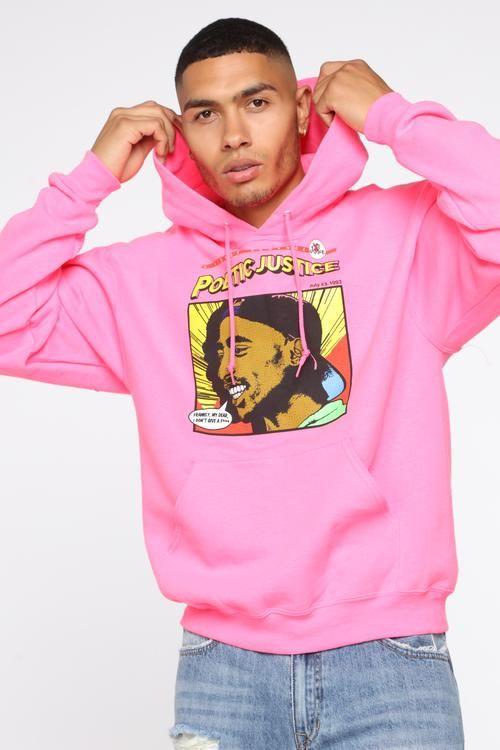 Shining Entrance Satin Romper Lavender Pink Hoodie Hooded Shirt Sleeves Clothing
