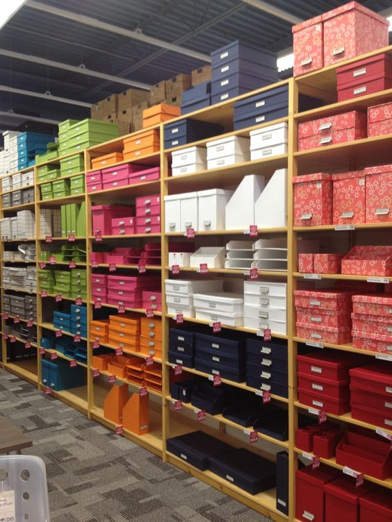 Beautiful And Functional Office Supplies At The Container Store   Field  Trip!