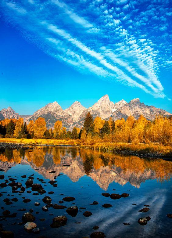 Teton Reflection: Beautiful Landscapes, Awesome Nature, Mother Nature, Photo Teton, Grand Teton, Photography, Beautiful Nature, Places Nature