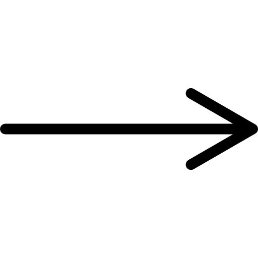 Download Right Arrow Of Straight Thin Line For Free In 2021 Free Arrow Clipart Vector Icons Free Free Icons