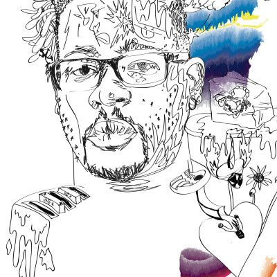 Open Mike Eagle & Paul White - Admitting The Endorphin AddictionOpen Mike Eagle & Paul White - Admitting The Endorphin Addiction