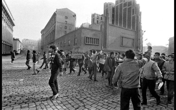 Revoluţia Romană Din 1989 In Imagini Photo Gorbachev 25 Years