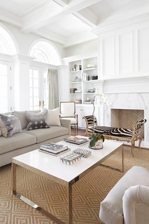 Magical Transitional Coffee Table