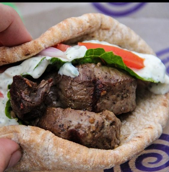 steaks gyro recipe recipe lamb meat traditional steaks sandwiches food ...