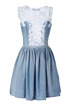 "I don't know if I could pull this off or not. it seems to be a little too ""little bo peep"", but still cute!"