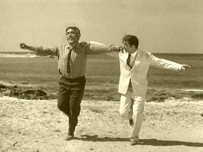 """""""It was the dancing. When my little boy Dimitri died…and everybody was crying… Me, I got up and I danced. They said, """"Zorba is mad."""" But it was the dancing — only the dancing that stopped the pain.""""   Zorba, in Zorba the Greek"""