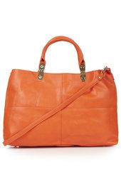 Faux Suede Back Tote from Topshop R660,00