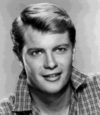 Troy Donahue ohoh i loved this guy.....  A Summer Place....with sandra dee  romance....innocent romance but beautiful film....how I learned bout love  lol