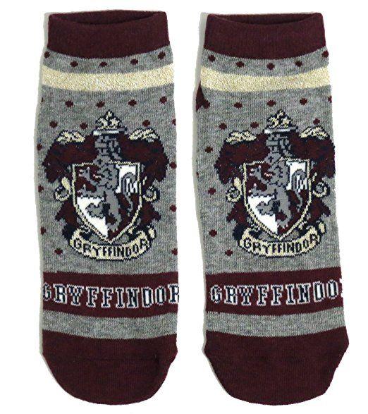 Ladies HARRY POTTER School House Hogwarts Shoe Liner Socks UK 4-8 New Styles