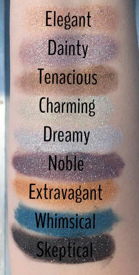 How Fab are these Younique Splurge Cream Eye Shadows.. I literally want all of them.. My personal favourite is Elegant..  Xx Click the pic to buy x