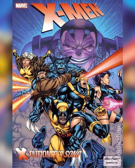 Rejoice Geeks The Original X-Cutioners Song X-Men Crossover is coming back this Fall as a trade paperback!  Download at nomoremutants-com.tumblr.com   #marvelcomics #Comics #marvel #comicbooks #avengers #captainamericacivilwar #xmen #xmenapocalypse  #captainamerica #ironman #thor #hulk #hawkeye #blackwidow #spiderman #vision #scarletwitch #civilwar #spiderman #infinitygauntlet #blackpanther #guardiansofthegalaxy #deadpool #wolverine #daredevil #drstrange #infinitywar #thanos #magneto…