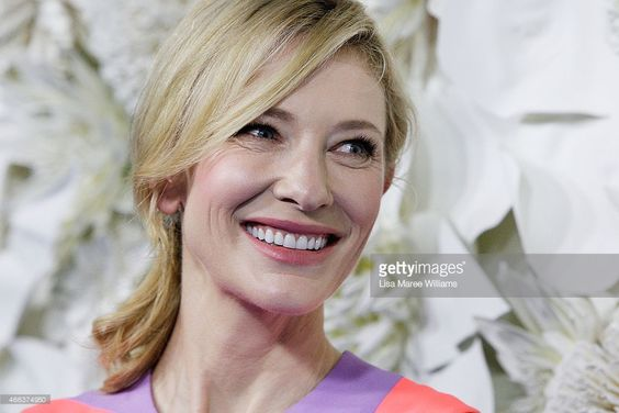 Cate Blanchett arrives at the Australian Premiere of Disney's Cinderella at the State Theatre on (March 15, 2015) in Sydney, Australia.