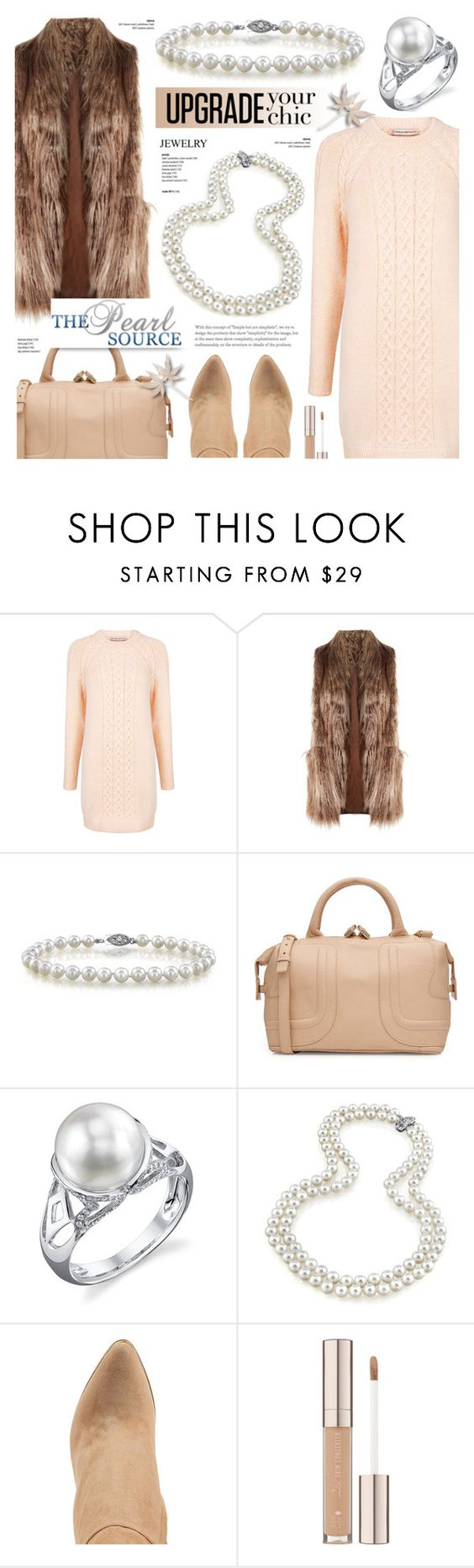 The Pearl Source 93 by anyasdesigns on Polyvore featuring Paul & Joe Sister, Related, Balmain and See by Chloé