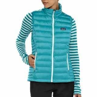 Down Sweater Vest (Women's) New #Patagonia at RockCreek.com