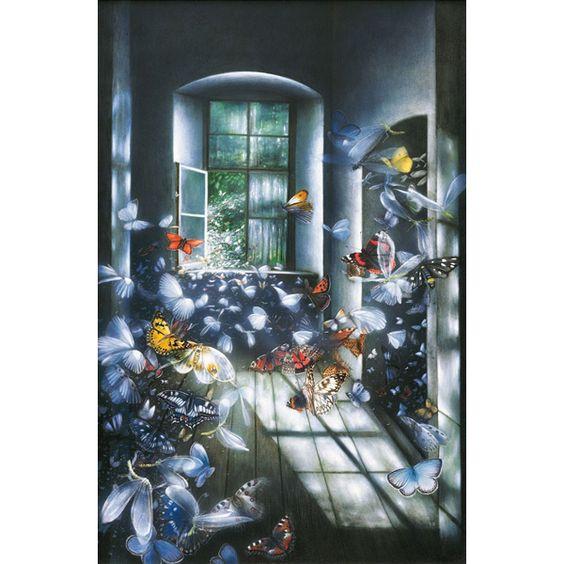 """Winterschläfer"", Friedrich Hechelmann, 1997"
